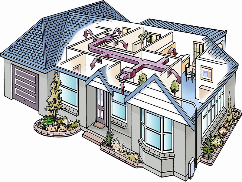 Advantages Of Ducted Heating Services Expert Heating